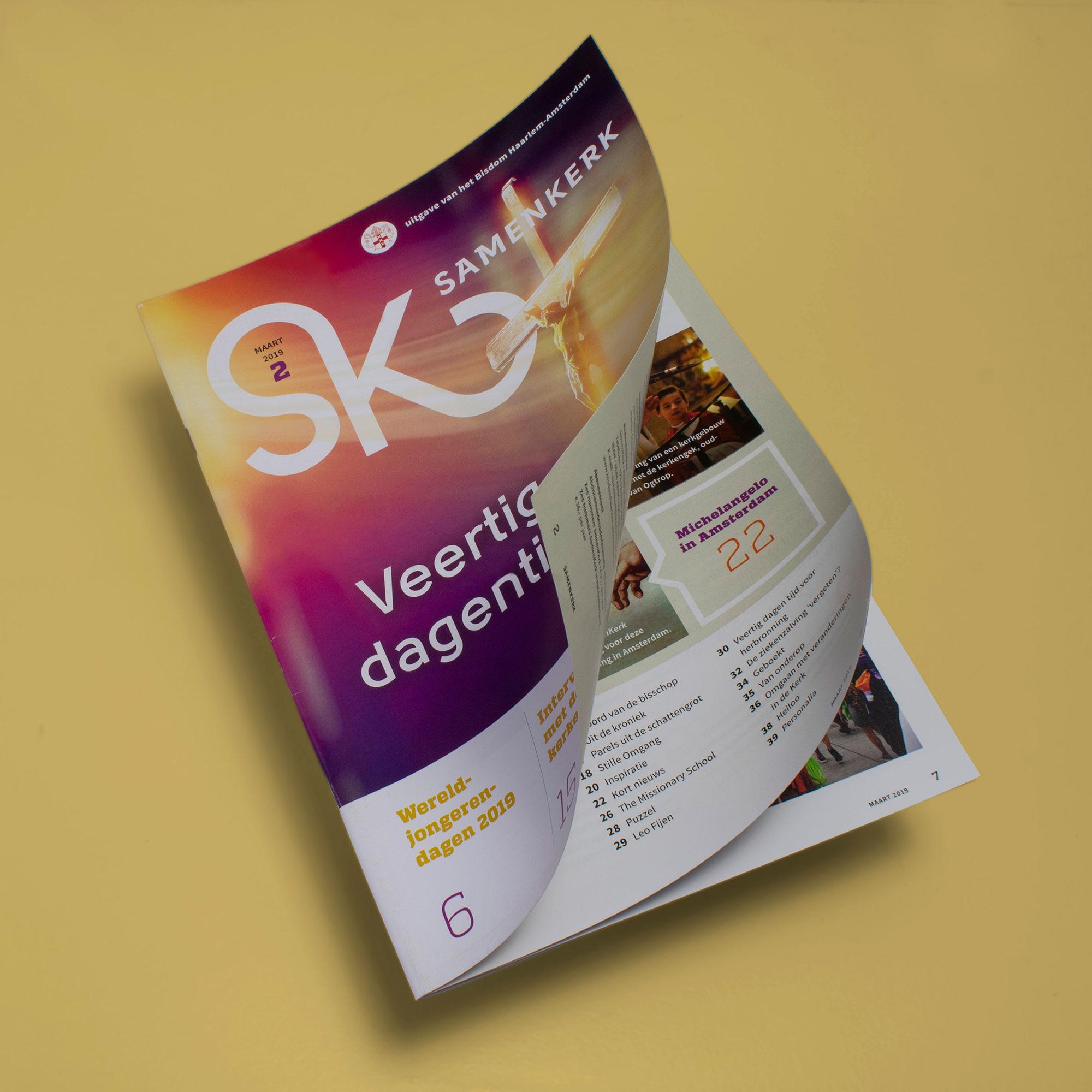 Impulsar-SamenKerk-Cover