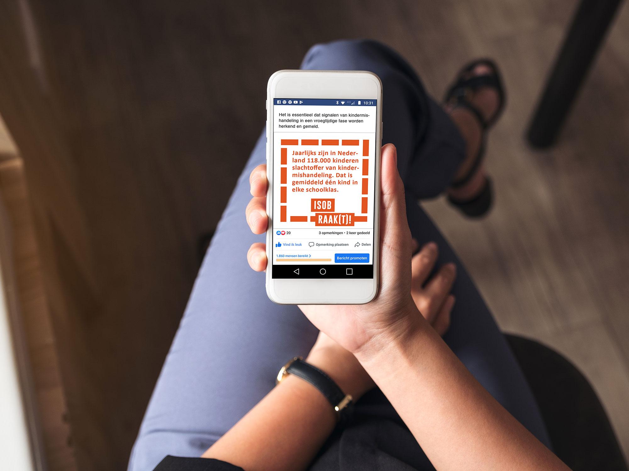 Impulsar-ISOB-Raakt-Smartphone